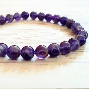 🖤3/$30🖤 Amethyst Stone Bracelet